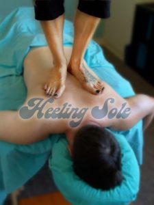 ashiatsu deep tissue massage